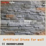 Faux light weight weather proof water proof manufacture nature rustic stone wall cladding