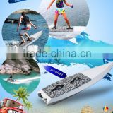 New design , Electric Watersports Surfing Board white color 2 jets , kitesurfing kites