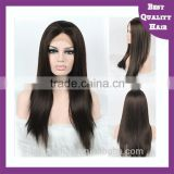 Wholesale Brazilian Hair Overnight Delivery Lace Wigs Popular 24 Inch Human Hair Wigs White Women