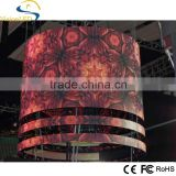 LED Flexible Display Screen Video Module Electronic LED Sign Synchronous LED Sign Boards