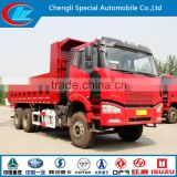 New condition 6X4 Dump Truck sand stone carrying FAW dumper 10wheels Faw tipper truck 30t