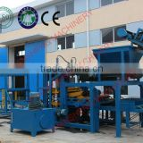 paver stone concrete mold machine for precast kerb and presse brique