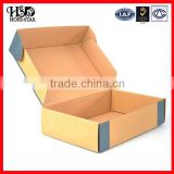 custom new design giant shoe box with printing cheap carton shoe box factory of china