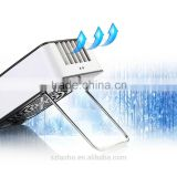 New Arrival High Quantity USB Rechargeble Portable Mini Air Conditioner Fan