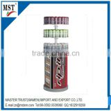 Shopping mall beer beverage cans multi layer display rack/shopping/china suppliers/new products