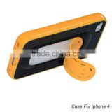 Good selling housing hard back cover case for iphone 4/4s