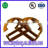 OSP Soft Circuit Board PI (FPC)Flexible Flex PCB, Alibaba PCB Express For Laptop, Cell Phone