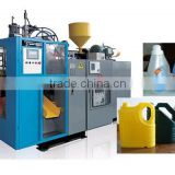 2014 new design 8L plastic bottles container blow molding machine/ extrusion blow molding machine
