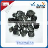 Black natural rough tourmaline price mineral specimens of teaching
