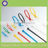 Crazy sell !! ZX The cheapest and best ul approved plastic nylon cable ties/black cable ties/zip tie manufacturers