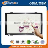 "26"" open frame lcd monitor with touchscreen for ATM, kiosk, transportation, automatic vending machine, POS, gaming machine"