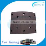 Brake Pad Manufacturers 3554-00082 Bus Friction Lining for Yutong Bus