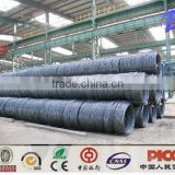 High quality hot rolled carbon steel wire rod SAE1006 SAE1008 diameter 5.5mm 6.5mm 8mm 10mm 12mm