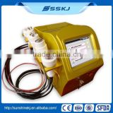 Skin Lifting 2016 Hot Sale 5 Handles Vacuum Rf Cavitation Slimming System Cavitation Lipo Machine
