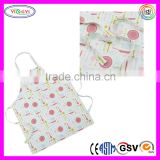 E088 Cotton Cloth Concise Kitchen Household Work Bib Apron Kitchenware Disposable Restaurant Bib