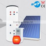 SST solar powered portable heater