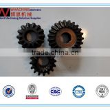 High quality customized helical/spiral bevel gear used for cone crushers made by whachinebrothers ltd.