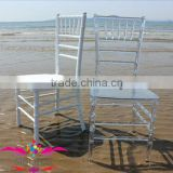 wholesale transparent polycarbonate resin chiavari chair