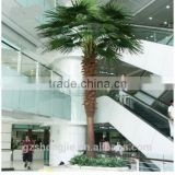 artificial palm tree for decor ornamental plants plastic palm tree