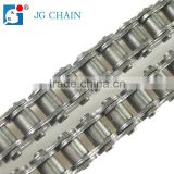 Durable british standard 40Mn steel material b series industry driving parts 05b roller chain