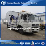2017 new dongfeng 16 ton under lift recovery truck vehicle with best price