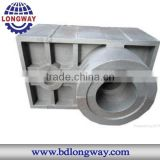 Factory direct selling casting parts grey iron sand castings