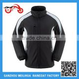 2015 Hot Sale Men's Fleece Waterproof Windbreaker Black Winter Outdoor Jacket for Hiking Climbing
