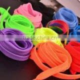 Aramid shoe laces with various kinds of colors