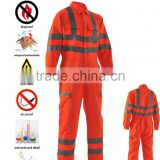 2016 Waterproof FR Oil Field Work Wear with reflective tape