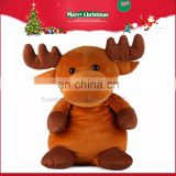 OEM manufacturer plush christmas deer plush deer toy for gift