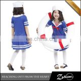 2015 Halloween Show Costume Cosplay Cute Girls Sailor Sress