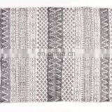Ethnic Rugs Indian Beautiful Hand Blocked Print Area Rug 3X5 Ft Hand Woven Dhurrie Runner Rug