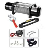 4x4 8000lbs Jeep Electric Winches 12V/24V DC