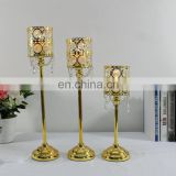 Crystal Votive Candlestick Candle Holder For Wedding Centerpieces