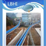 LIBO CE certificate belt conveyor for material handling conveyor system