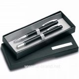 Cheap price black paper pen packing box, paper gift pen box.