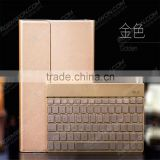 bluetooth keyboard for iPad air2, golden