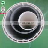 Professional PVC pipe line pvc water drainage pipe and fittings