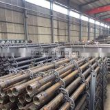 Hot dip galvanized steel scaffolding, flange ringlock scaffolding                                                                                                         Supplier's Choice