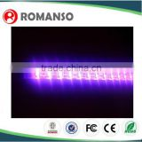 uv LED strip light 400-405nm rohs IP65 diwali decorative lights led strip leds for clothes