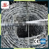 Alibaba China Supplier Best Sell Galvanized Razor Barbed Wire Length Per Roll For Fencing