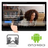 32 inch 10-point Touch Screen PC Android4.4, RK3188 1GB DDR3+8GB nand, wifi, RJ45, bluetooth 4.0, 5M camera, VESA 100*100