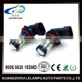 Wholesale auto 9006 5630 15SMD led ligh Interior Lamp 9005 9006 5630 15smd led car light headlight