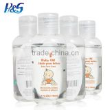 Lock water natural body oil/OEM Wholesale msds baby skin whitening body oils in bulk Lock water natural body oil