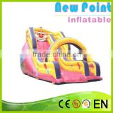New Point inflatable water slides for summer,China inflatable slide,inflatable water slides for kids