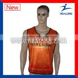 popular design professional soccer training bibs