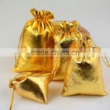 bulk storage mini pouch bags for gold silver jewelry