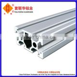 High Strength Aluminium Profile for Roof Rack Used in Office Decoration