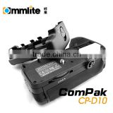 Camera Battery Grip Battery Holder for Nikon 300,D300S,D700