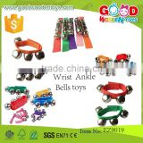 Cheap Toy Instruments And Top Quality Kids Musical Toys ,Wrist & Ankle Bells toys